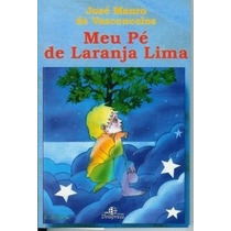 Livro Meu Pé De Laranja Lima José Mauro De Vasconcelos