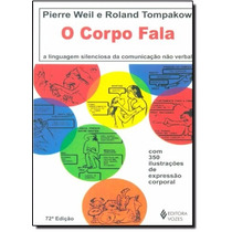 Livro O Corpo Fala Pierre Weil