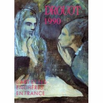 Livro Drouot 1990 L