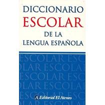 Livro Diccionario Escolar De La Lengua Española