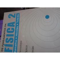 Livro Os Fundamentos Da Física 2 Ramalho Nicolau Toledo