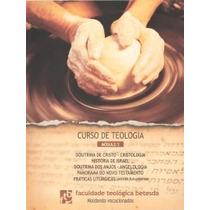 Livro Curso De Teologia Módulo 2 Faculdade Teológica Betesda