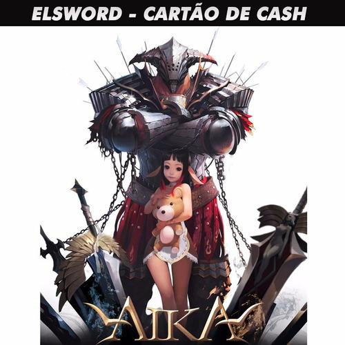 Aika Cartão De 10.000 Cash Original - Envio Imediato! Ongame
