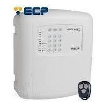 Central Alarme Casa Residencial Ecp Max + Discadora Inmetro
