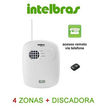Central Alarme Intelbras Não Monitorada Anm 2004 Mf (f-70)