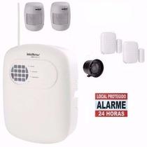 Kit Alarme Residencial E Comercial Intelbras Central 2003