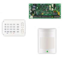 Kit Central Paradox Sp4000 + Teclado K10 + Sensor Ivp 476