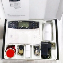 Alarme Residencial Mod 10b4ef Gsm Alarm System