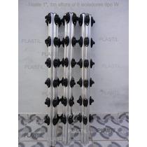 Haste Industrial Cerca Elétrica (6 Isoladores W) 40 Unidades