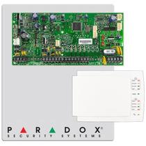 Kit Paradox Central Sp5500 De 10 Zonas Duplas + Teclado K10
