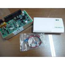 Kit Central Alarme Posonic Ps100 Placa/teclado/trafo