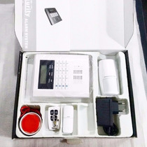 Alarme Residencial Gsm Security Alarm System Mod 10b4ef
