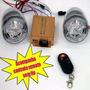 Alarme Moto C/ Controle Remoto S/ Fio