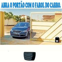 Controle Para Farol De Carro - Portão Tx Car