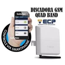 Discadora Alarme Universal Celular Conect Cell Gsm Ecp