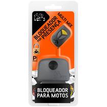 Bloqueador Moto Eclipse Multimix Antifurto Controle Presença