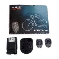 Alarme Motos-positron-duoblock-fx/cg150/g5-2008 Diante