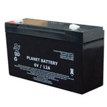 Bateria 6v 12ah Carro Elétrico, Brinquedo, Moto Elétrica