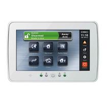 Kit Central De Alarme C/ Teclado Touch + Automação Predial