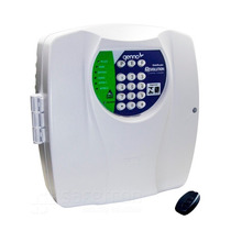 Central Choque Cerca Elétrica + Alarme Com Discadora Genno