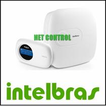 Central Alarme Monitorada Intelbras Amt 2018eg Ethernet Gprs