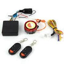 Alarme Para Moto Bloqueador Partida Elétrica Liga P Controle