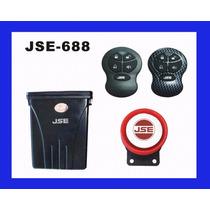 Alarme Moto Sensor Presença Jse 668 Universal