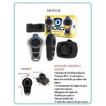 Alarme De Moto 3i Defender Universal Com Partida No Controle