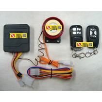 Alarme Motos Universal C/ Partida Controle Cb300 Fazer Titan
