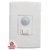 Interruptor Automático Sensor Presença Luz Iluminação Parede