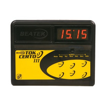 Controlador / Acionador De Sirene Tok Certo 3 Ill Beatek