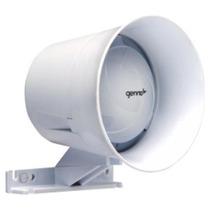Sirene Alarme E Cerca Elétrica Monotonal Residencial - Genno