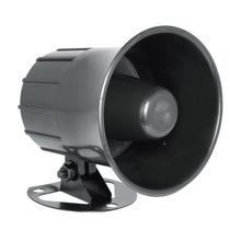 Sirene Tipo Corneta Ecp P/ Alarme Cerca Elétrica