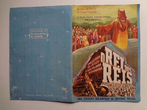 Album De Figurinhas O Rei Dos Reis