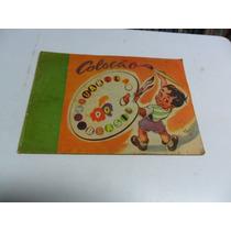 Álbum Coleção Aquarela Do Brasil Nº 1! 1959! Completo!