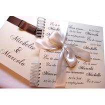Casamento Bodas Noivado Scrapbook Fotos Mensagens Album
