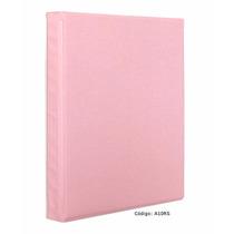 Álbum Profissional P/ Fotos 20x25 - Rosa