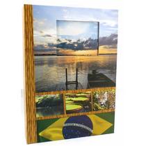 Album Fotografico 200 Fotos 10x15cm Bolso Cd Memo Ab112