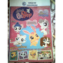 Album Figurinhas Littlest Pet Shop 2009 Completo Para Colar