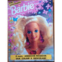 Álbum Figurinha Incompleto Abril Panini Barbie 1994