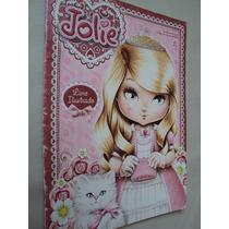 Album Figurinhas Jolie