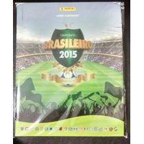 Álbum Brasileirão 2015 Completo