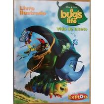 Álbum Figurinha Colado Disney Bug