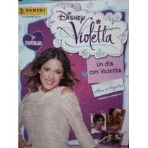 Album Completo Disney Violetta 2 Temporada Frete Gratis