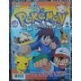 Revista Pokémon Adesivos Nº 4 (33996)