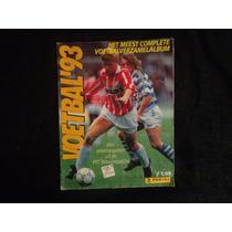 Album Voetbal 1993 Holanda Panini Colado
