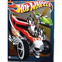 Album De Figurinhas Hot Wheels Completo - Figurinhas Soltas