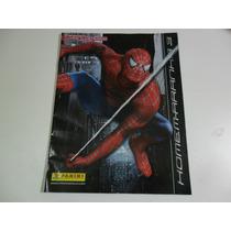 Álbum De Figurinhas: Homem Aranha 3 (spider Man) - Vazio