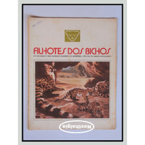 Álbum Filhotes Dos Bichos - Abril - 1976 - F(1813)