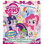 Kit Álbum + 60 Pacotinhos My Little Pony